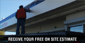 Receive your free on site estimate