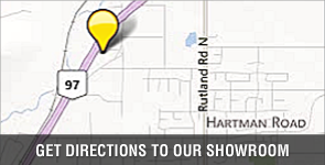 Get directions to our showroom